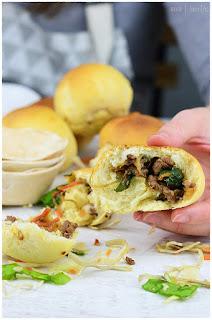 Pan de carne | | Recetas de comida rapida- Pan de carne con corazón de queso- Pan de Carne a la Mostaza - Pan de carne - Receta de Alicante-