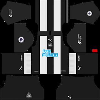 Newcastle United Home 2019/2020