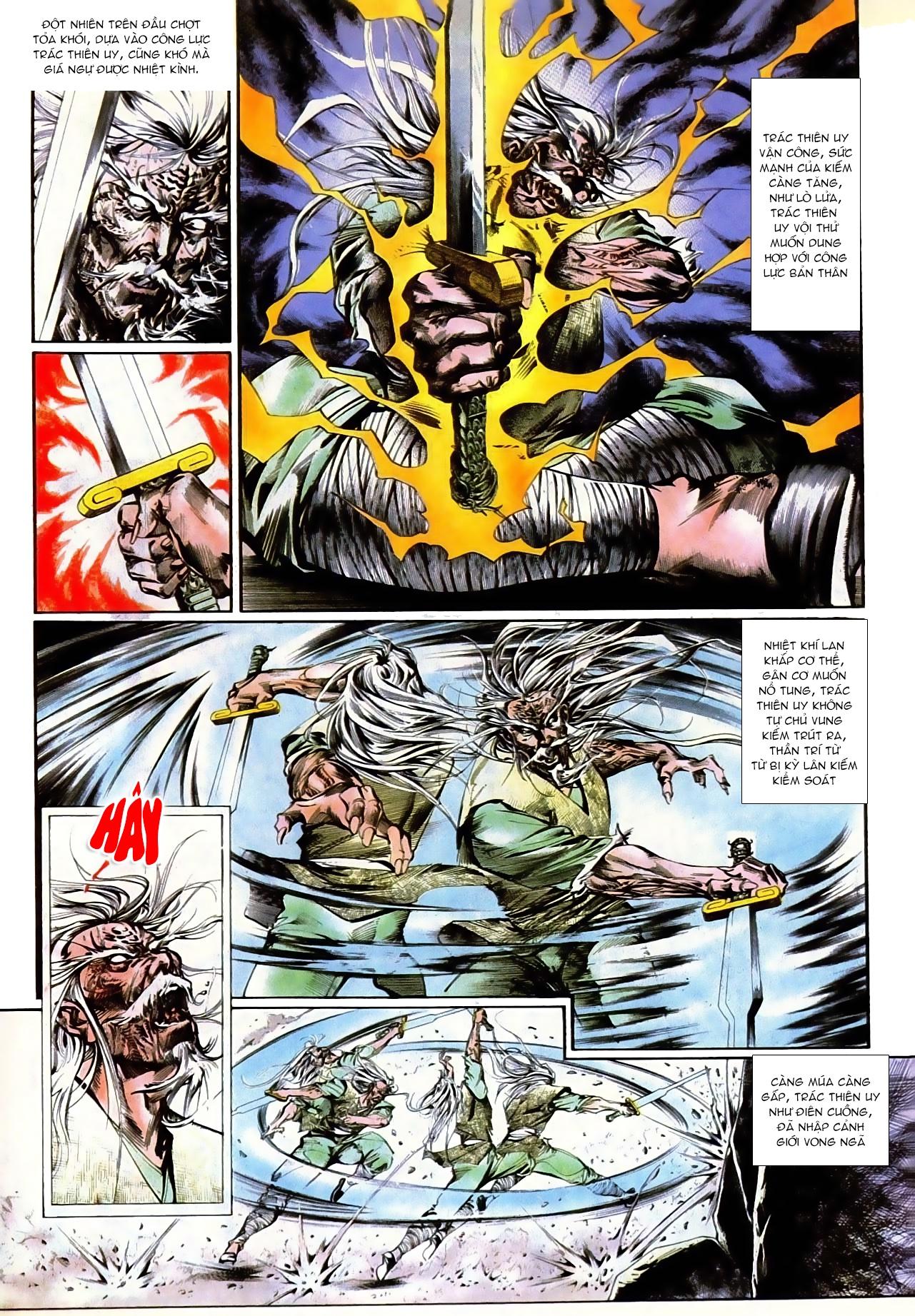 Thiết Tướng Tung Hoành Chap 272 - Trang 9