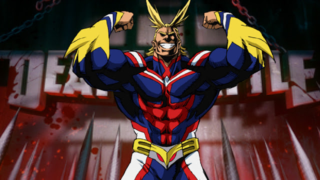 superhero anime terkuat