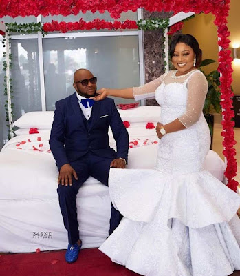 Latest Nigerian Wedding Gowns and Dresses
