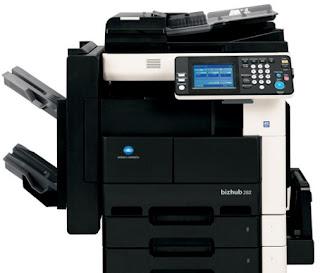 Konica Minolta Bizhub 282 Printer Driver Downloads