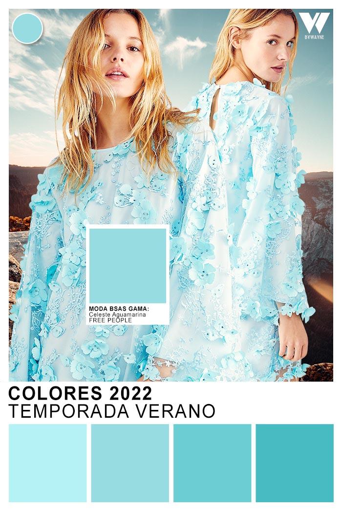colores 2022 colores primavera verano 2022