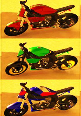 Free Download GTA V Pegassi Vortex Con Paintjobs Mod for GTA San Andreas.