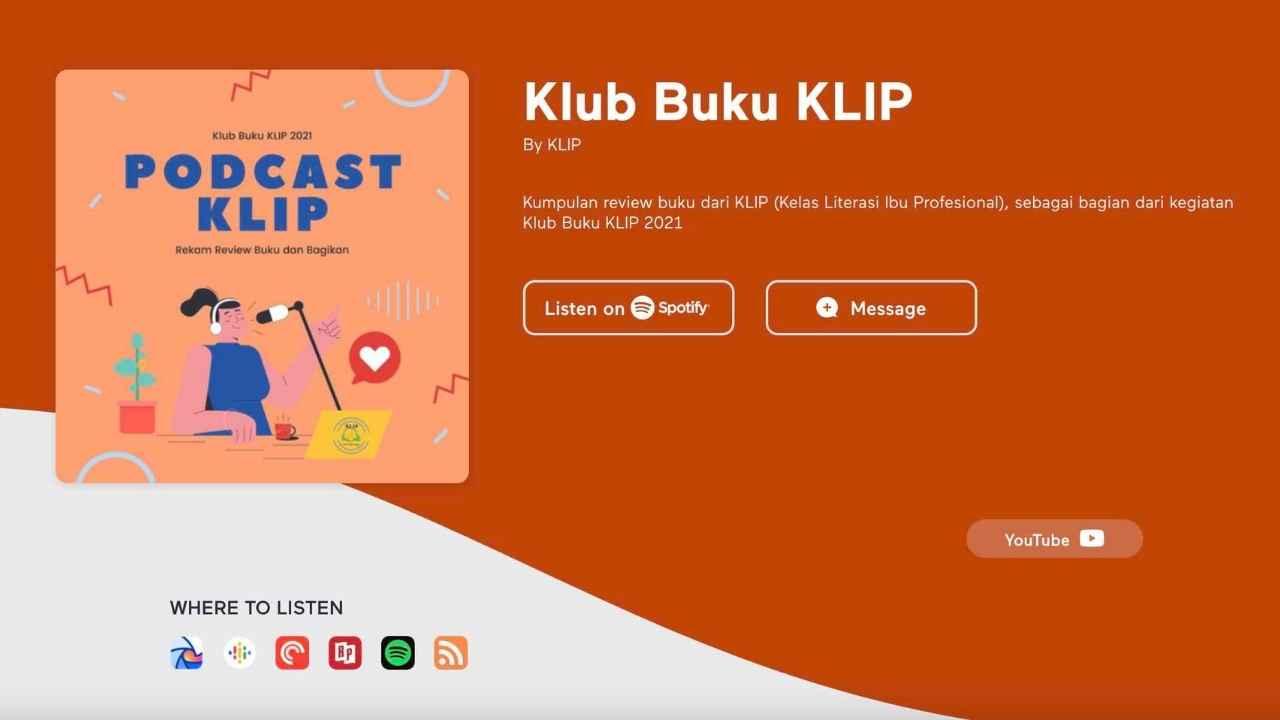 podcast KLIP