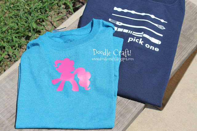 Quick And Easy Heat Transfer Vinyl Shirts