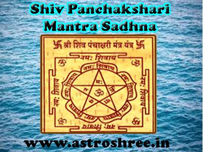 shiv panchakshari mantra sadhna ways by astrologer