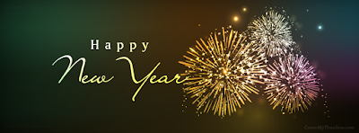 Happy New Year Facebook Cover Photo