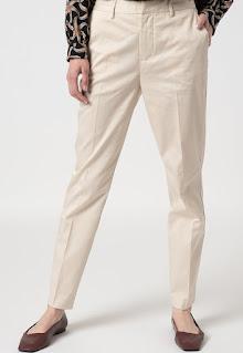 Maison Scotch - Дамски Панталон чино по тялото
