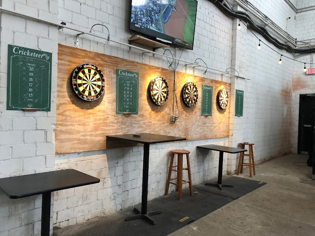 Darts for a fun little game!