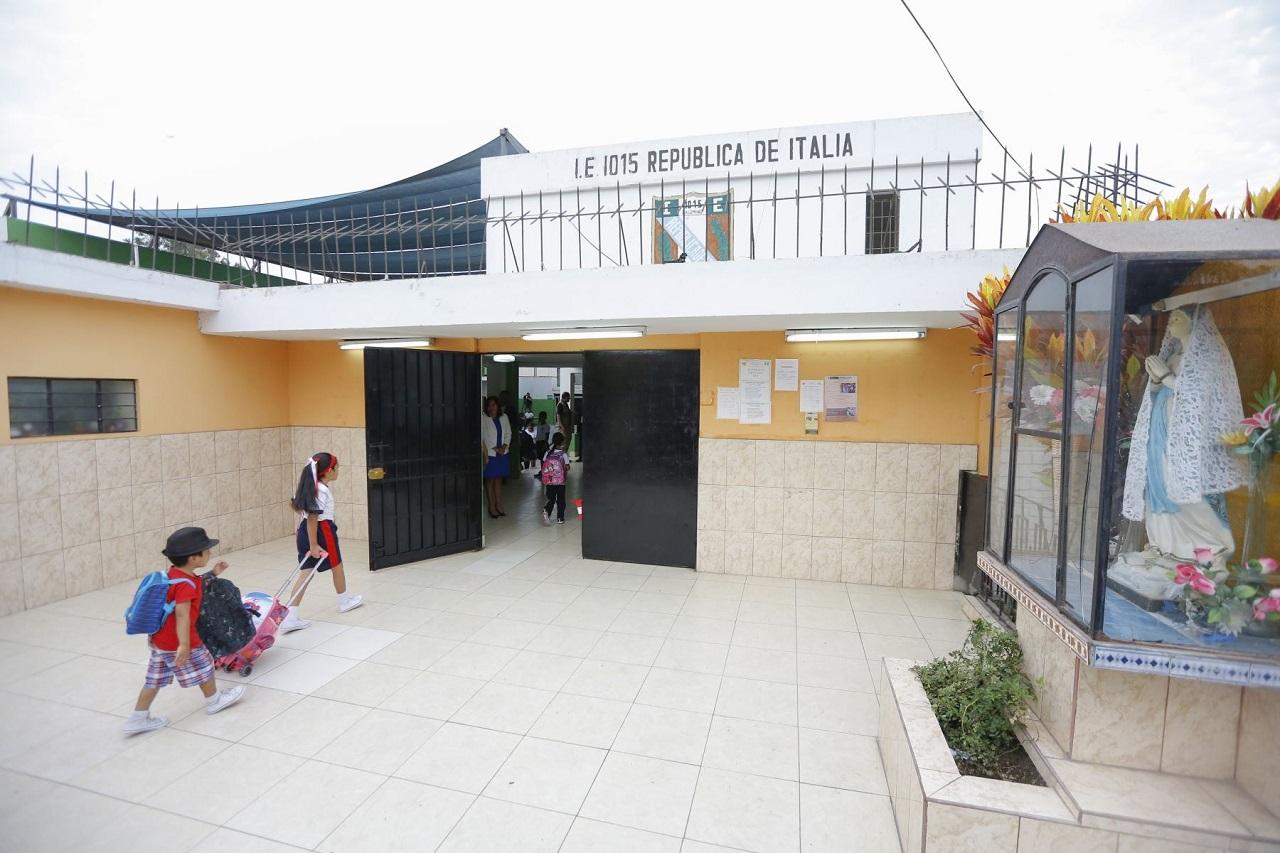 Escuela 1015 REPUBLICA DE ITALIA - Lima Cercado