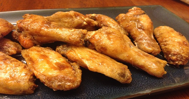 Filipino-Style Crispy Chicken Wings Recipe