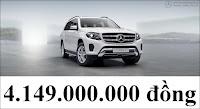 Giá xe Mercedes GLS 350 d 4MATIC