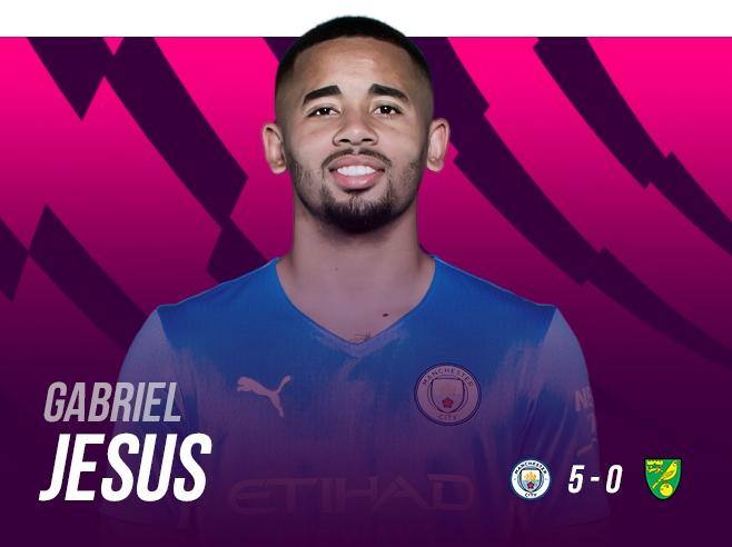Bất ngờ top 5 cầu thủ hay nhất vòng 2 Premier League trong khi Chelsea có 2 ngôi sao toả sáng
