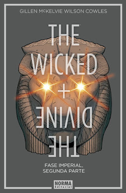 Review del cómic The Wicked + The Divine Vol 6 y 7 - Norma Editorial