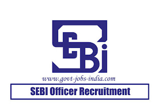 SEBI Officer Grade A Recruitment 2020