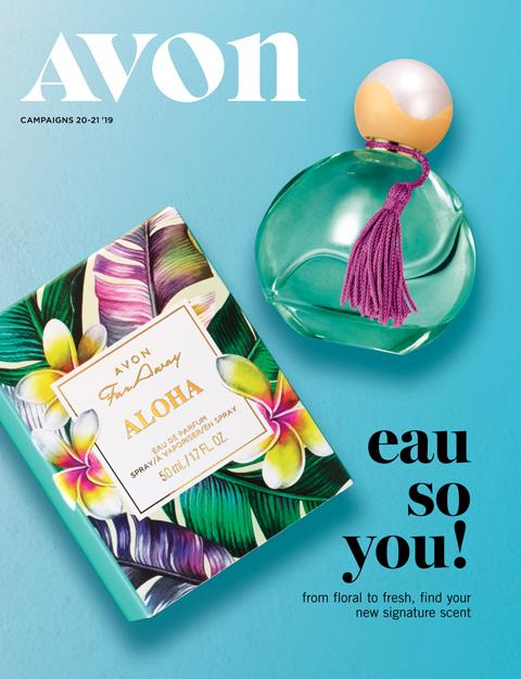 EAU SO YOU! Campaign 20 & 21 2019