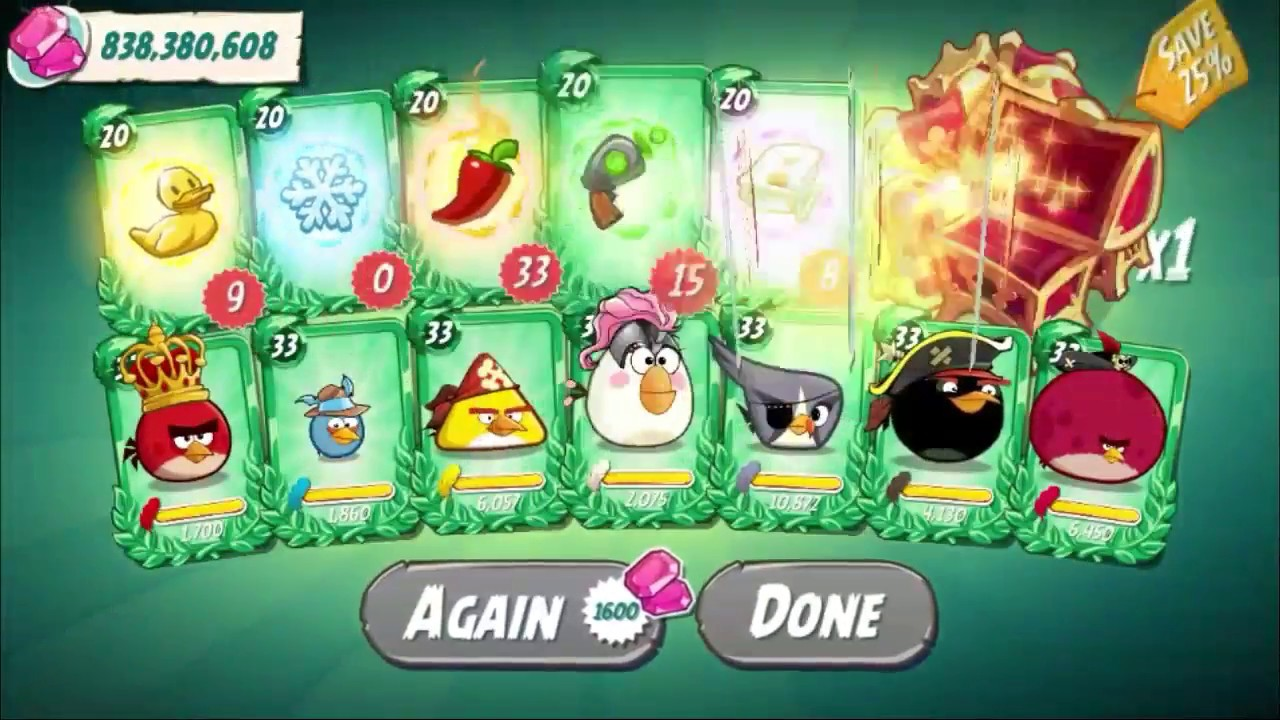 Angry Birds 2 Hack for iOS & Android Cheats UNLIMITED FREE