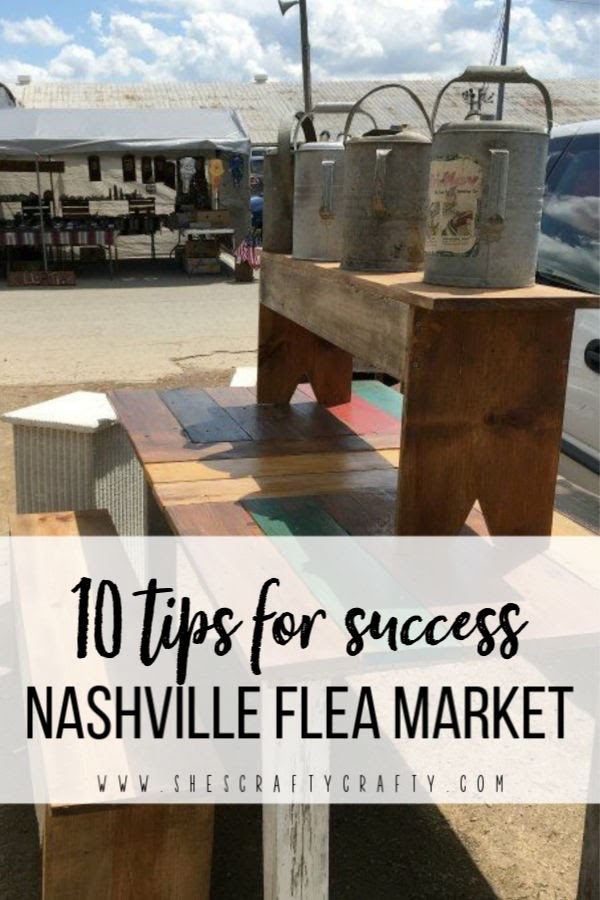 10 tips for success at the Nashville Flea Market - Nashville Tennessee Flea Market