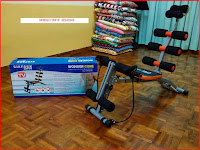 Alat Fitnes Pengecil Perut Six Pack Care