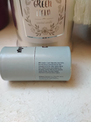 Mydlove Dezodorant Jemná Mäta zloženie