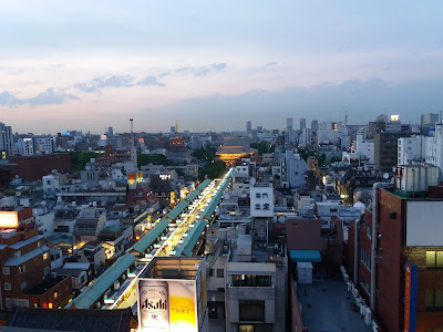 asakusa panorama tokyo