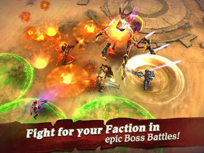 Clash for Dawn: Guild War Apk v1.5.8 Mod (God Mode & More)