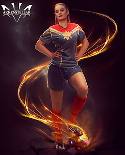 captain marvel fifa