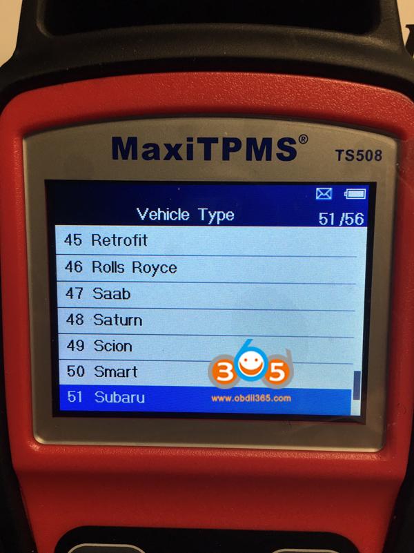 Autel MaxiTPMS TS508 Review on Subaru Crosstrek | Automotive