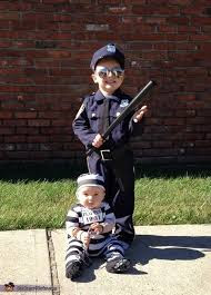 cute Halloween costume ideas for Brother & Sister