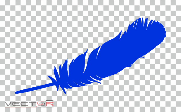 Blue Origin Feather Logo Icon - Download .PNG (Portable Network Graphics) Transparent Images