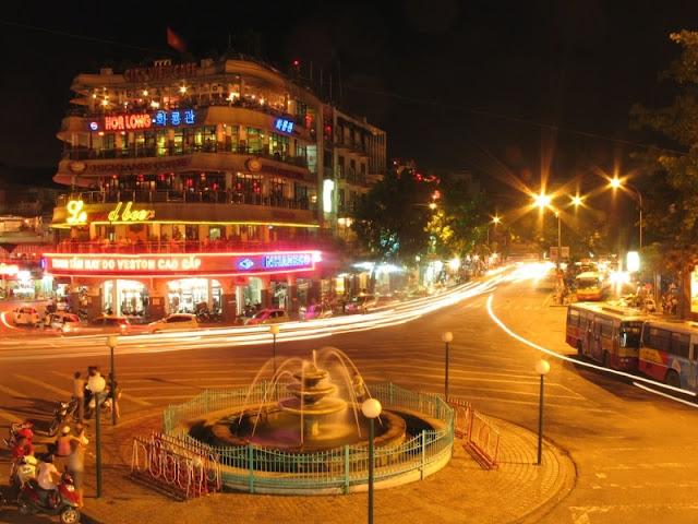 Hanoi in young leaf season 9