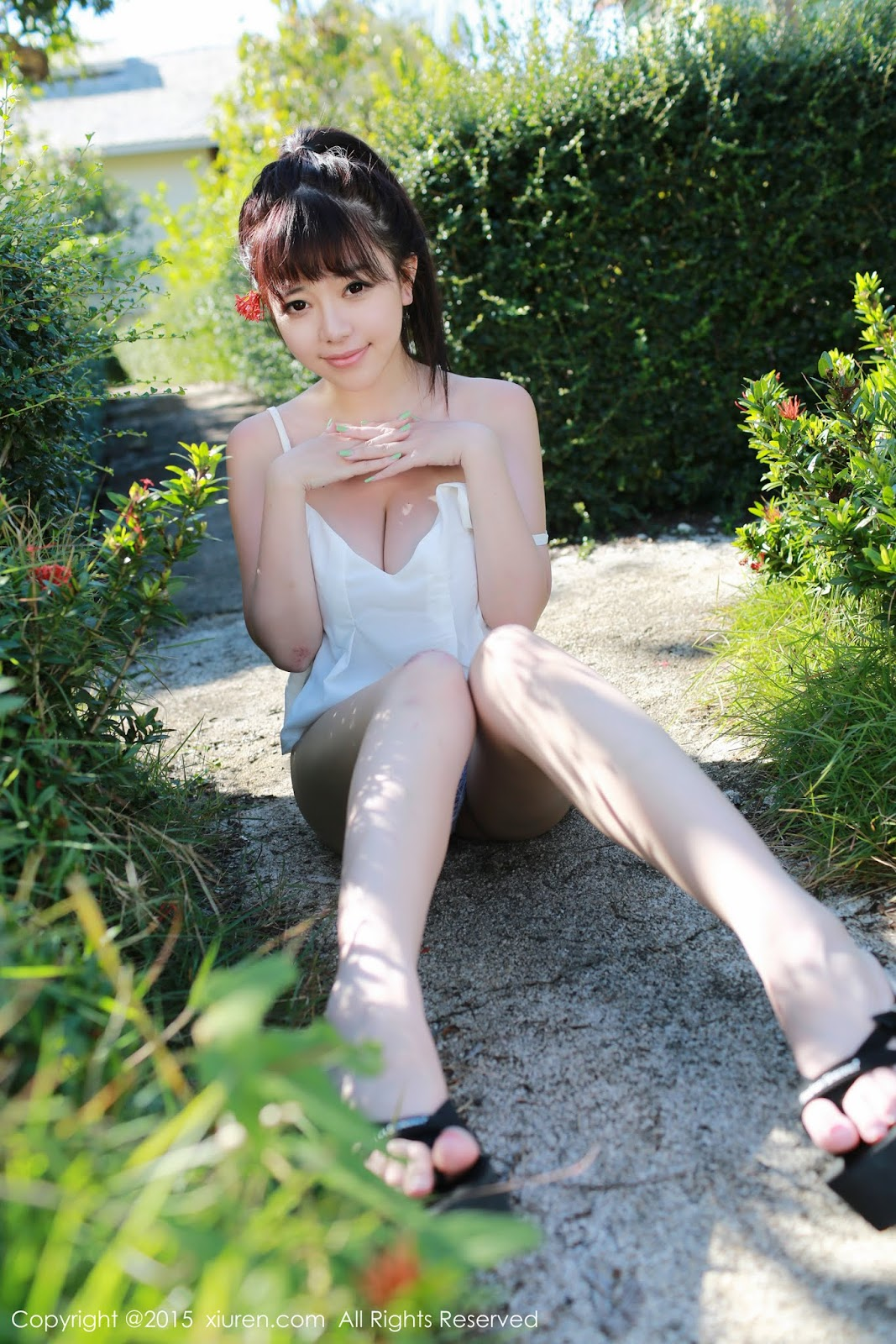 0056 - Sexy Hot Girl XIUREN NO.302 FAYE