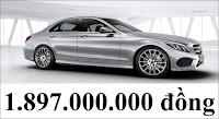 Giá xe Mercedes C300 AMG 2018