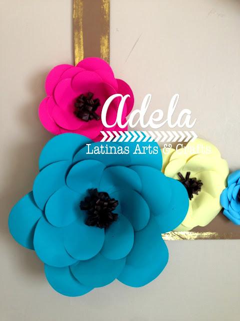 Alterando celebraciones en papel crop para latinas - Marcos de papel para fotos ...