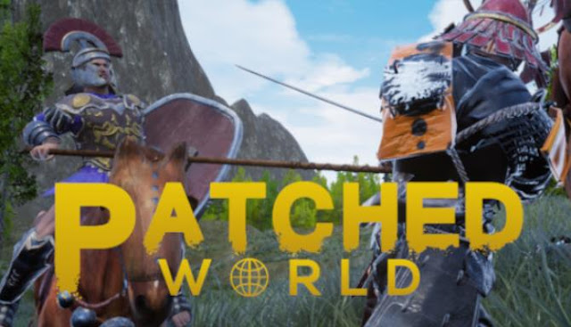 Patched world is an action and rpg game developed by Moondolino for the PC platform. The environment in the game belongs to the style of history, strategy, action, role-playing game, the Middle Ages, Rome