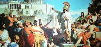 السفسطائيون خلال القرن الخامس قبل الميلاد