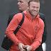 Wayne Rooney & Man U stars all smiles as team arrives hotel ahead of Europa league(photos)