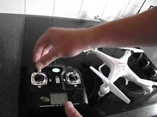 Cara Reset dan Kalibrasi Drone Syma X5C - OmahDrones