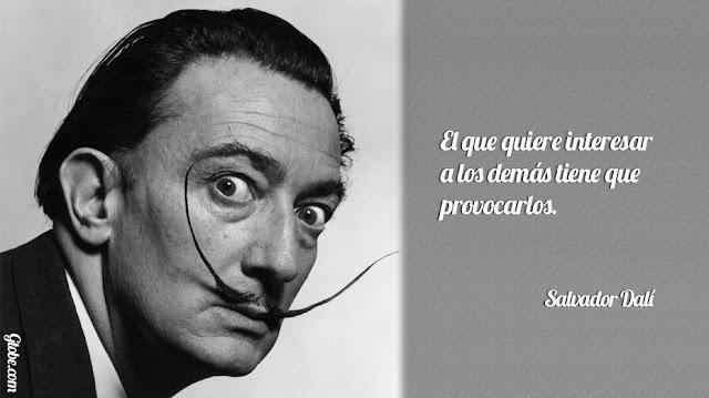 frases Dalí, SALVADOR DALI