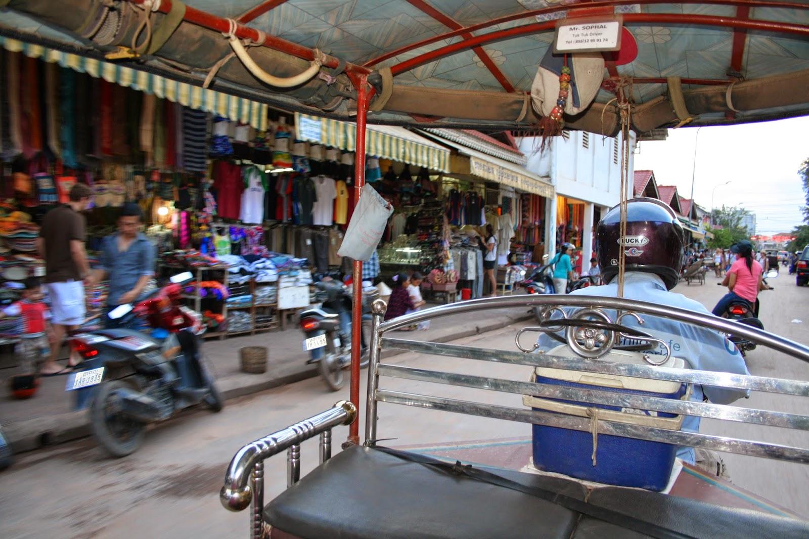 Frisenvangs rejseblog: Råd til Cambodia og Vietnam
