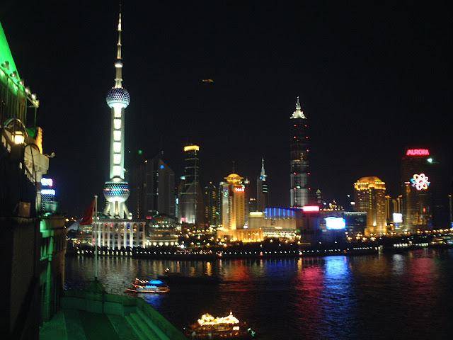 shanghai-night-view2003 上海夜景2003