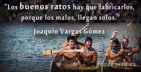 Frases para cada momento, Joaquín Vargas Gómez