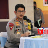 Kapolda Sulsel Menerima Ketua HMI Cabang Makassar, HMI Korkom, Ketua SB/SP dan Perwakilan Serikat Buruh