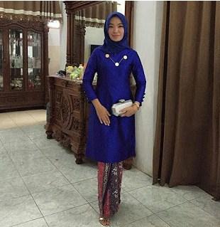 Model Kebaya Modern Muslimah Terbaru