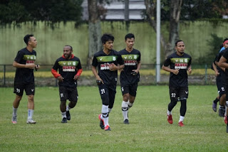 Tiga Pemain Baru Bergabung Dengan PSMS Medan, Diantaranya Wiganda Pradika