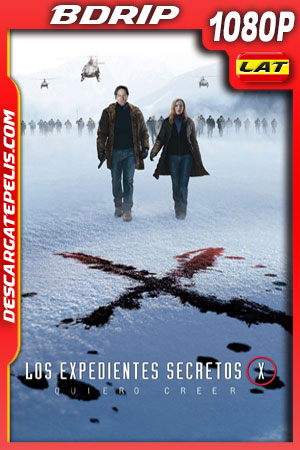 The X-Files I Want to Believe (2008) 1080p BDrip Latino – Ingles