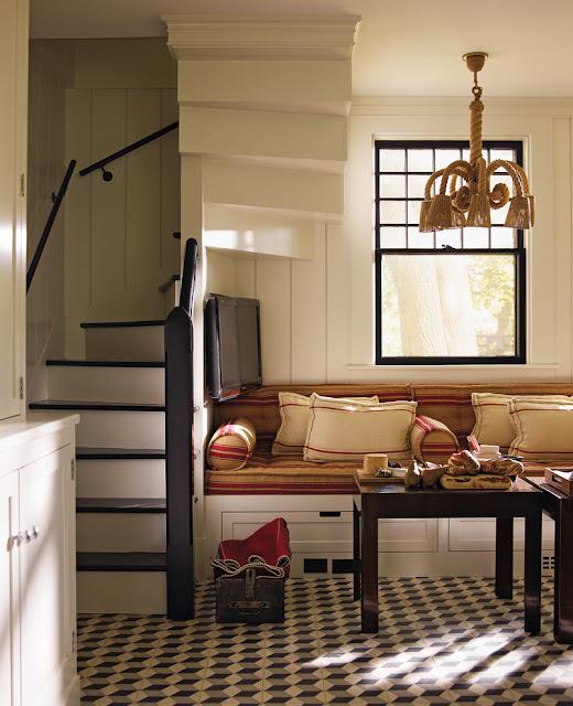 Ide Desain Tangga Ruang Sempit Sederhana