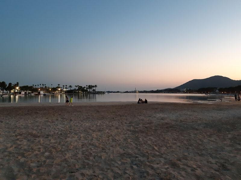 Port d'Alcudia, 14 agosto 2020