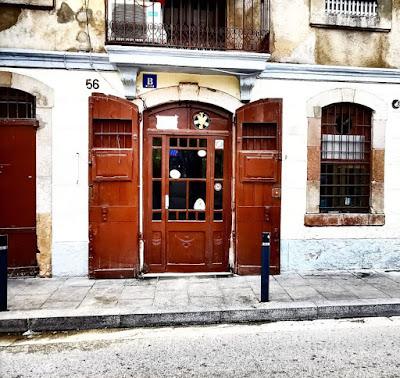 Bar La Cova Fumada de Barcelona